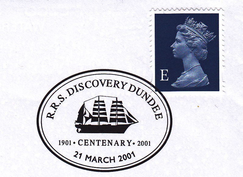 Discovery, Dundee, 21/3/2001